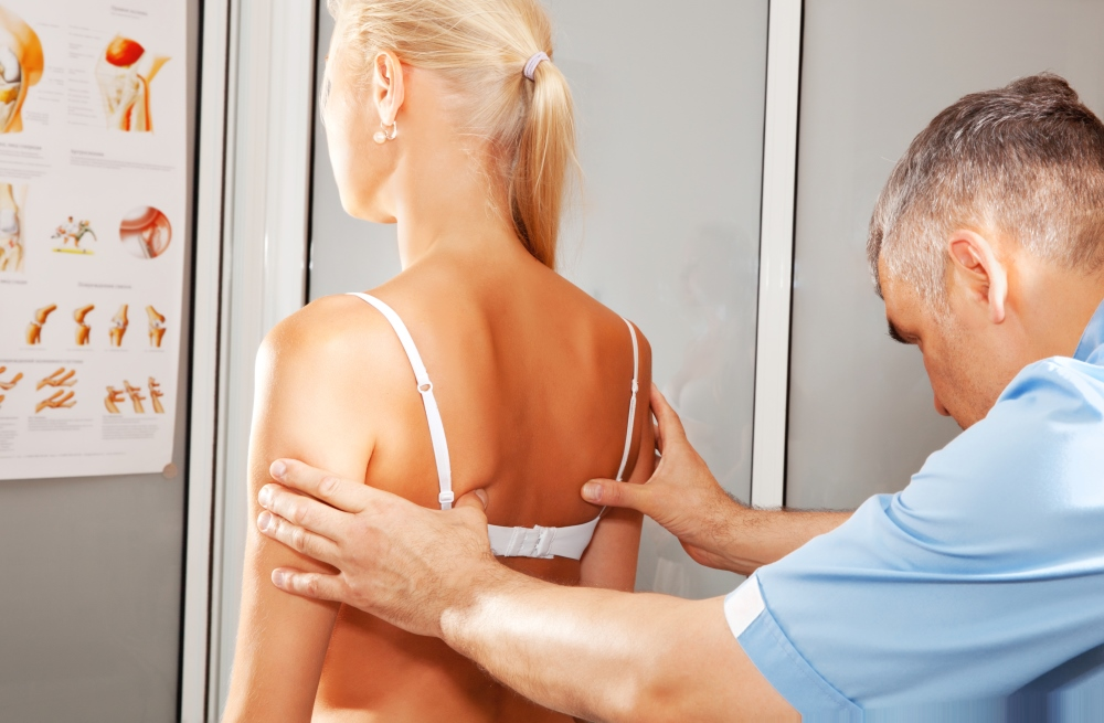 Остеохондроз: причины, симптомы, лечение
