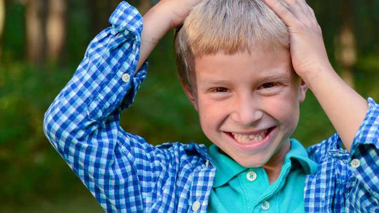 Гиперактивность у детей, причины, симптомы, лечение