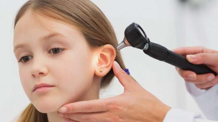 ОТИТ или когда болят уши . . .
